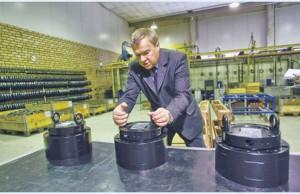Rotatoren - Produktion
