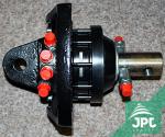 Hydraulisch Rotator