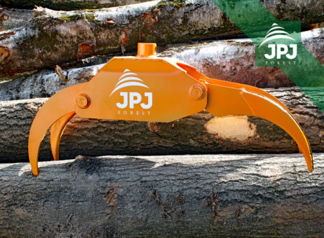 Reisiggreifer JPJ 0,08