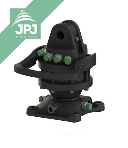 Hydraulischer Rotator FHR 3.000SF